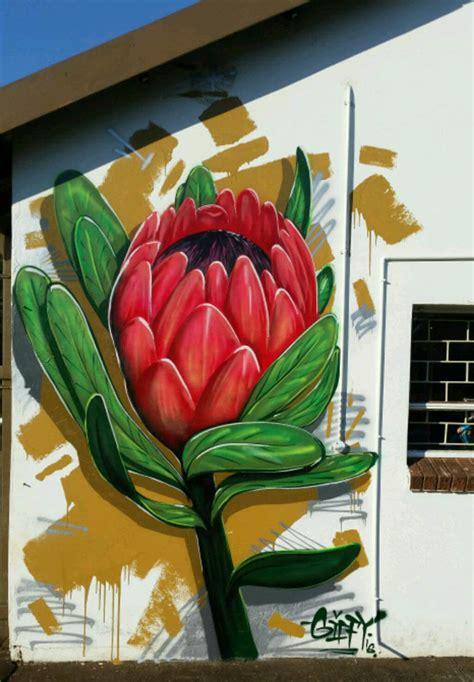spray painters kzn giffy duminy flower artist gifford graffiti spray