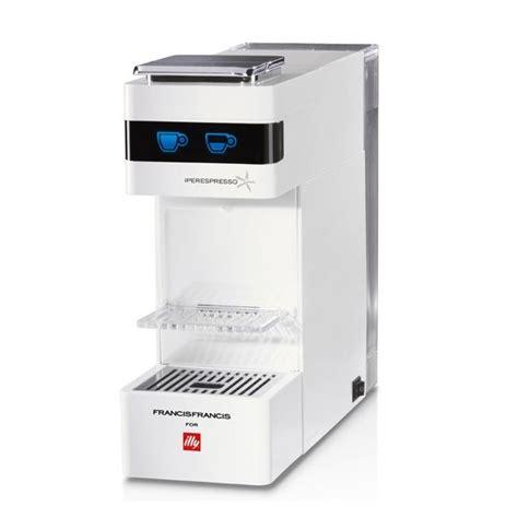 espresso machine wit francis francis y3 iperespresso wit