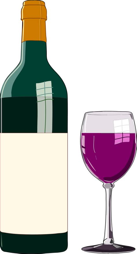 cartoon wine bottle cartoon wine bottle and glass www pixshark com images