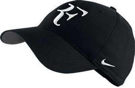 Roger Federers Hat Rf new nike rf roger federer hat cap black tennis dri fit 371202 010 ebay