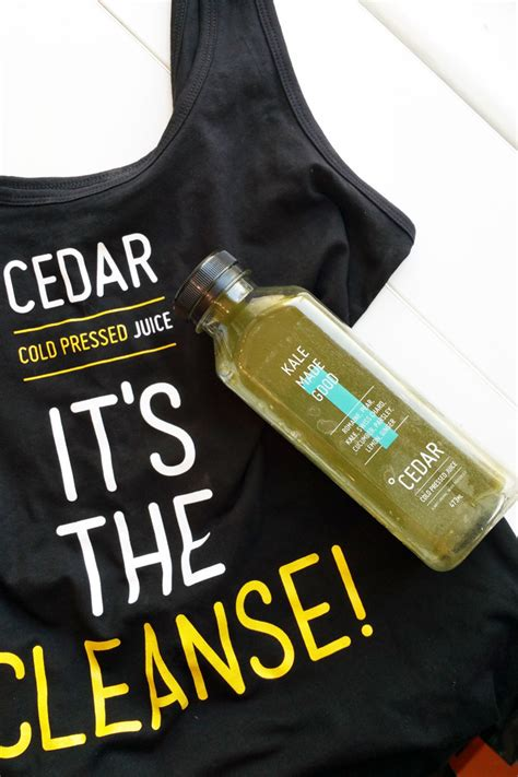 Cedar Juice Detox by Food Drink The Best Subscription Services My