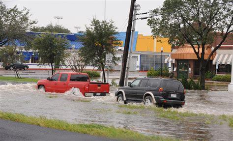 Hurricane Harvey Houston Flood Damage