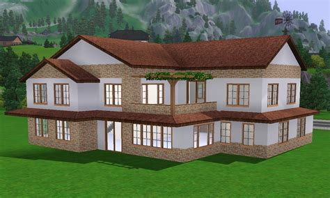 ideas for the house 17 photos and inspiration sims 2 houses ideas architecture plans 30399