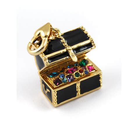 disney couture treasure chest charm