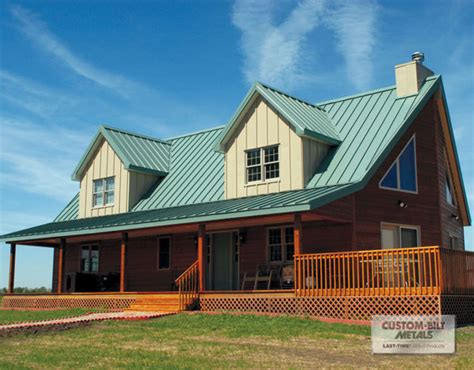cost of new roof in oklahoma why a metal roof is cost effective vs asphalt roofing