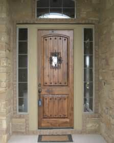 Alfa img showing gt rustic exterior doors for home