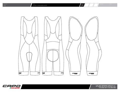 bike jersey design template win custom cycling kit from capo cycling cyclist