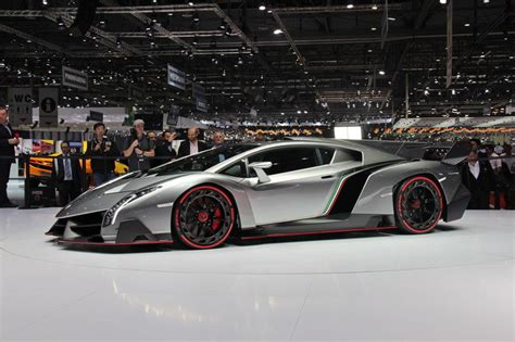 How Fast Is The Lamborghini Veneno 2013 Lamborghini Veneno Review Top Speed