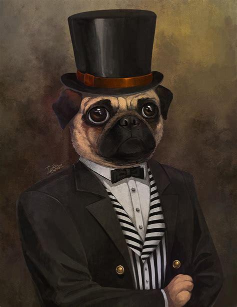dapper pug international artist feature