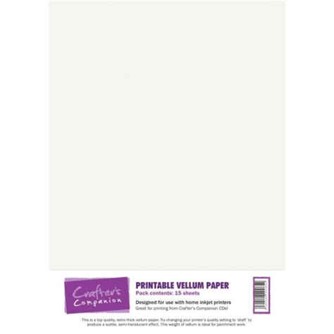 printable vellum paper uk crafters companion printable vellum paper crafters