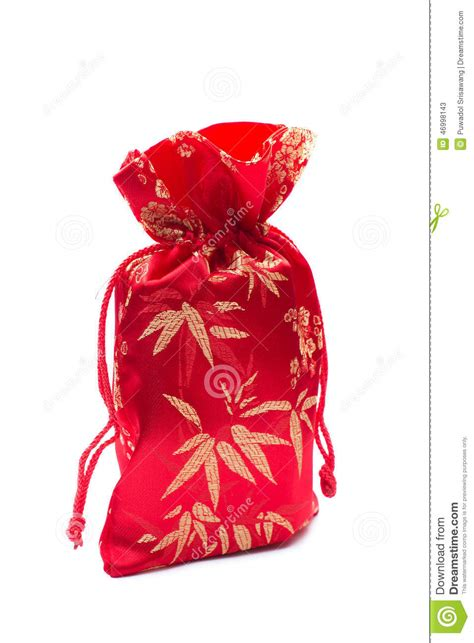 new year bag bag for new year stock image image 46998143