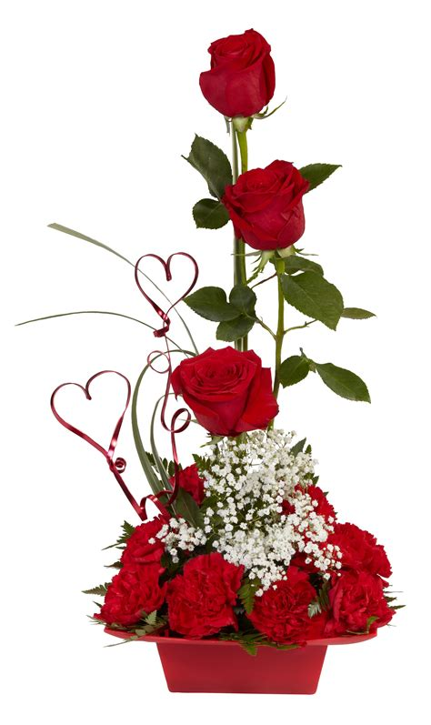 shaped flower arrangements valentines day hearts made with oasis flat wire s day floral
