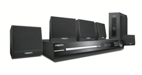 philips hts3011 5 1 ch dvd home cinema system black