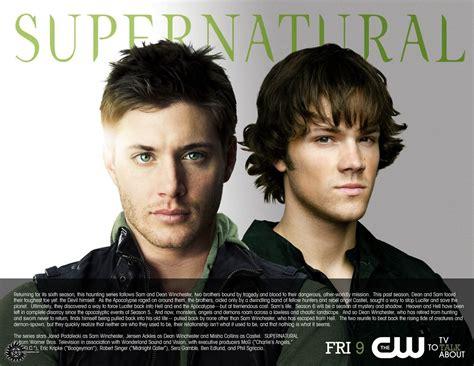 Supernatural Season 6 season 6 poster supernatural photo 14042629 fanpop