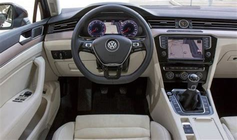 volkswagen passat 2015 interior why volkswagen passat is europe s car of the year cars