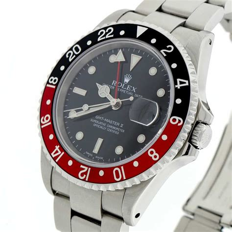 Rolex Gmt Automatic By Willy Shop rolex gmt master ii coke bezel 40mm black automatic
