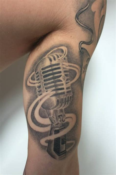 tribal microphone tattoo 17 best images about skintone on flower