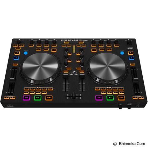 Behringer Cmd Studio 4a Alat Dj 4 Deck Soundcard Midi Controller jual behringer dj controller cmd studio 4a murah bhinneka