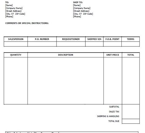 Free Invoice Template Microsoft Works Tomahawk Talk Invoice Exle Microsoft Works Templates Free