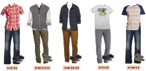Wardrobe For Boys by Boys Back To School
