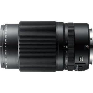 fujifilm gf 120mm f4 r lm ois wr macro lens review and specs