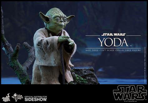 Toys Mms369 Wars Episode V Jedi Master Yoda 1 6 Figure wars yoda sixth scale figure by toys sideshow