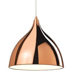 copper pendant light firstlight lighting 5746 cafe modern polished copper