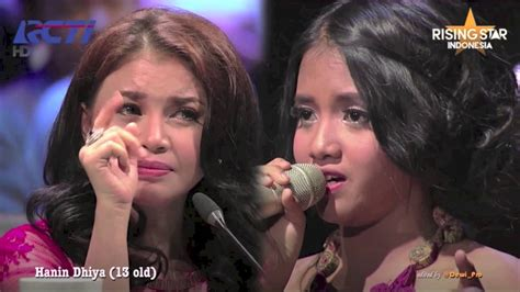 download mp3 hanin dhiya bintang kehidupan rising star amazing voice hanin dhiya best part of quot somewhere out