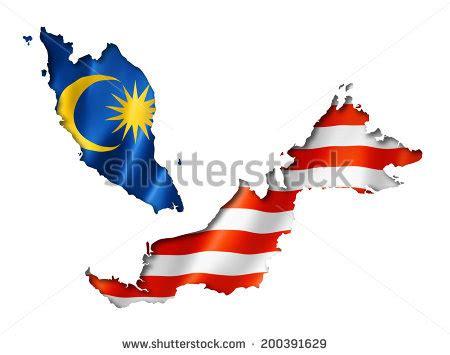 layout artist malaysia map flag malaysia stock vector 358315301 shutterstock