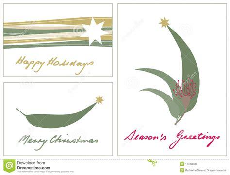 australian christmas stock vector image of happy