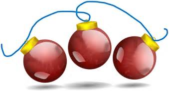 christmas ornaments clip art at clker com vector clip art online royalty free amp public domain
