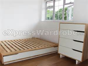 Mandal Bed Frame With Storage Review Ikea Mandal Chest Of Drawers Nazarm