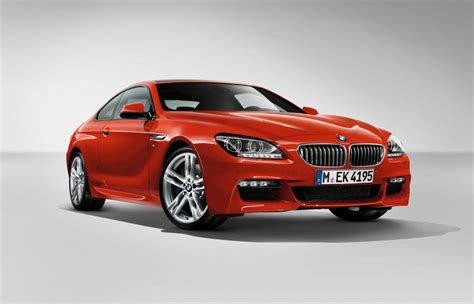 Bmw 6 Series 2014 by 2014 Bmw 6 Series With M Sports Package Details