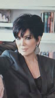 kris jenner haircuts front and back kris jenner haircut picture back view short hairstyle 2013
