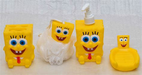 spongebob squarepants bathroom accessories spongebob squarepants bathroom accessories cpgworkflow