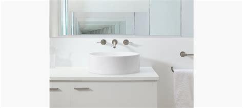 kohler vox sink oval standard plumbing supply product vox vessel sink