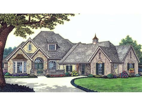 luxury ranch house plans luxury ranch home with great european style chandra