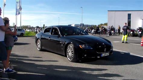 Maserati Quattroporte Sound by Maserati Quattroporte Gts Lovely Sound Hd