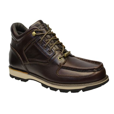 rockport boots rockport rockport umbwe trail brown n86 m78773 mens
