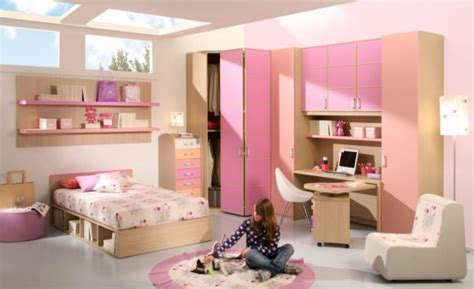 cool girl bedroom ideas 15 cool ideas for pink girls bedrooms digsdigs