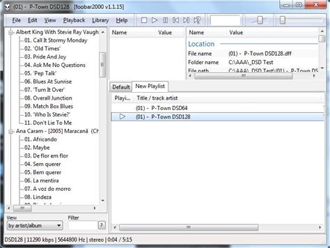 foobar2000 layout guide configuring foobar2000 for asio dsd dxd playback with