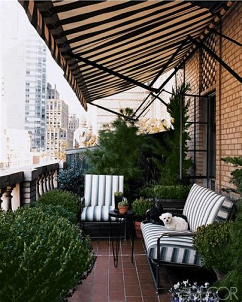 five iron seating designs for small terraces