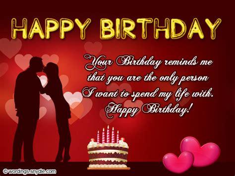 Happy Birthday Wishes For Lover Birthday Wishes For Boyfriend And Boyfriend Birthday Card