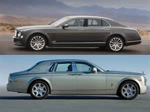 Rolls Royce Mulsanne Rolls Royce Phantom Vs Bentley Mulsanne 2017 Ototrends Net