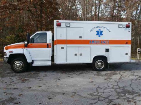 ford econoline e350 1997 emergency fire trucks ford e 350 1997 emergency fire trucks