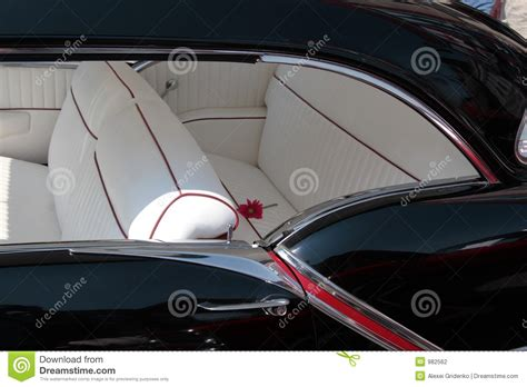 classic car interior stock photography image 982562