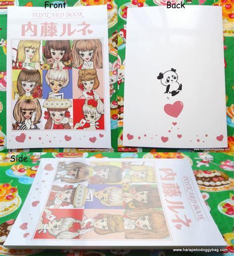 naito design doll japanese retro artist illustration design rune naito