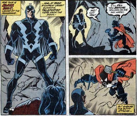 black bolt vs magneto battles comic vine