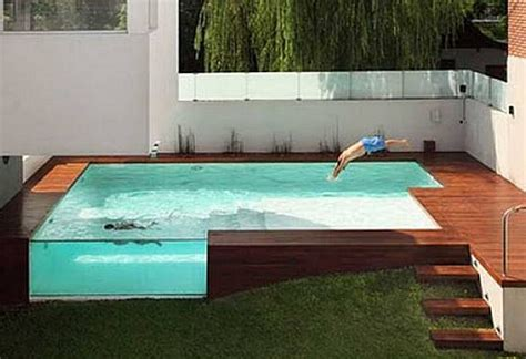 above ground pool with deck ideas pool design ideas