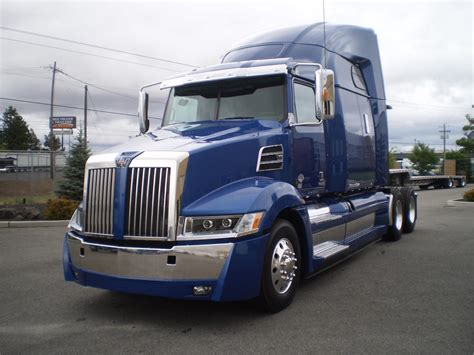 2016 western 5700xe conventional trucks for sale 51